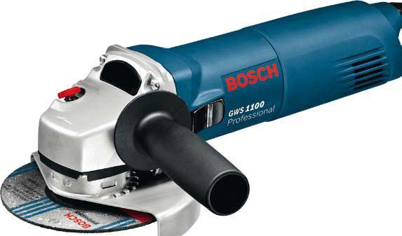 Úhlová bruska BOSCH GWS 1100 + SDS - BOSCH