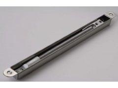Kabelová zadlabávací průchodka 260x18x16mm DVEŘE - Samozamykací zámky - Samozamykací zámky doplňky - Kabely a Kabelové průchodky