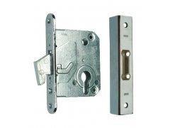 Protiplech 0065 pro přídavný zámek FAB 4232 DVEŘE - Dveřní kukátka - Dveřní kukátka digitální - Protiplechy, příslušenství k zadl.zámkům