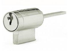Cylindrická vložka pro dveřní autobusové zámky FAB 7701 2kl DVEŘE - Cylindrické vložky - Cylindrické vložky spec. provedení