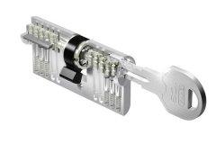 Oboustranná bezpečnostní vložka Evva ICS 3 kl Dveře - Cylindrické vložky - Cylindrické vložky oboustranné - Bezpečnostní třída 4