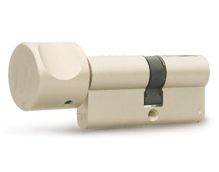 Vložka s knoflíkem 2527 CBDCh /31+29 SGHK - Systém Generálního klíče Fab Dynamic plus