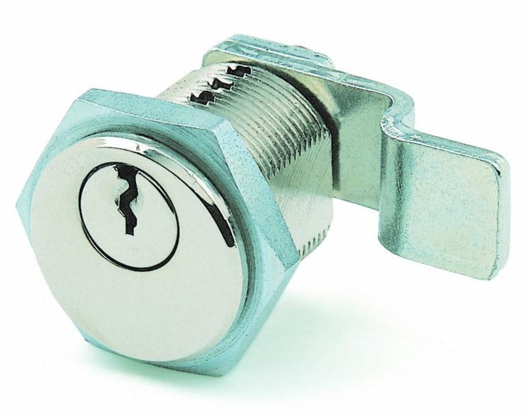 Cylindrická vložka se závitem na tělese FAB 2034 2kl, obyč. vložkový klíč