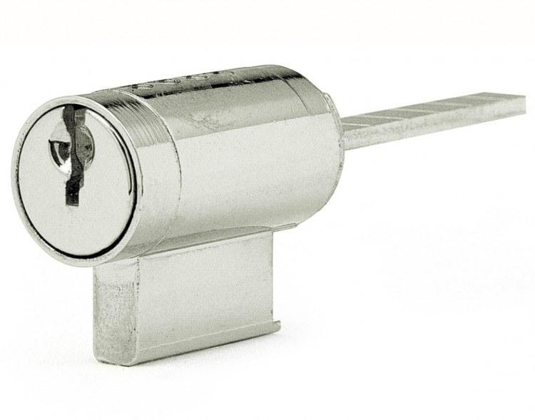 Cylindrická vložka pro dveřní autobusové zámky FAB 7701 2kl - Cylindrické vložky spec. provedení