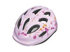 ABUS Smiley Princess, dětská přilba na kolo, vel.M MOTO A CYKLO - Cyklistické helmy - Dětské cyklo přilby
