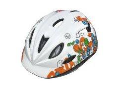 Rookie Smiley White MOTO A CYKLO - Cyklistické helmy - Dětské cyklo přilby