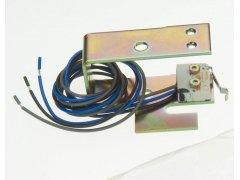 Mikrospínač pro Fab 89 jednobodové s dotykovým spínačem stříbrný ŽELEZÁŘSTVÍ - Panikové zámky a kování