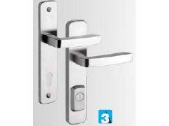 MODEL R4 ASTRA DVEŘE - Dveřní kování, dveřní příslušenství - Bezpečnostní kování - Bezpečnostní kování Rostex