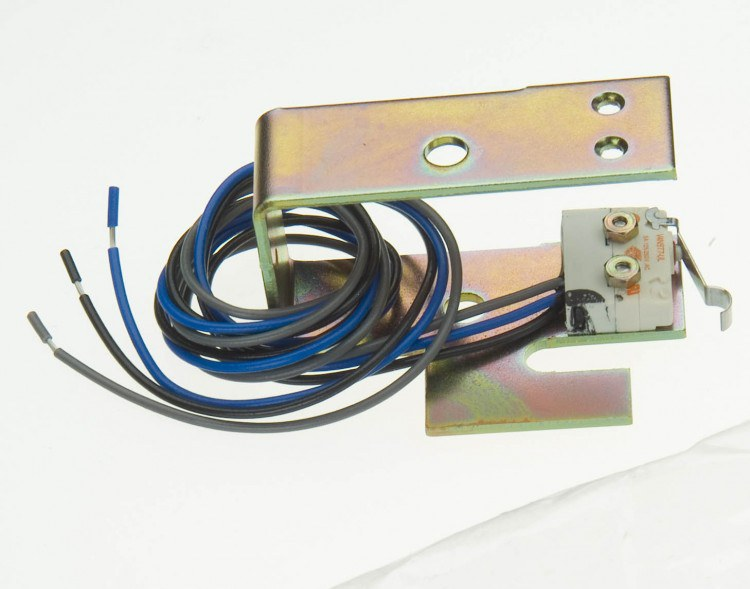 Mikrospínač pro Fab 89 jednobodové s dotykovým spínačem stříbrný - Panikové zámky a kování