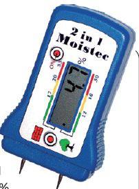 VLHKOMĚR MERLIN MOISTEC 2v1 - Elektro nářadí