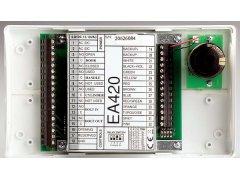Externí ústředna ND EA420 k motorickým zámkům DVEŘE - Samozamykací zámky - Samozamykací zámky doplňky - Ústředny