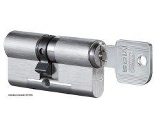 Vložka Evva MCS 3 klíče DVEŘE - Cylindrické vložky - Cylindrické vložky oboustranné - Cyl. vložky nad 2200,-