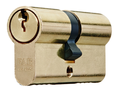 Vložka Fab 200RS 3kl DVEŘE - Cylindrické vložky - Cylindrické vložky oboustranné - Cyl. vložky do 500,-