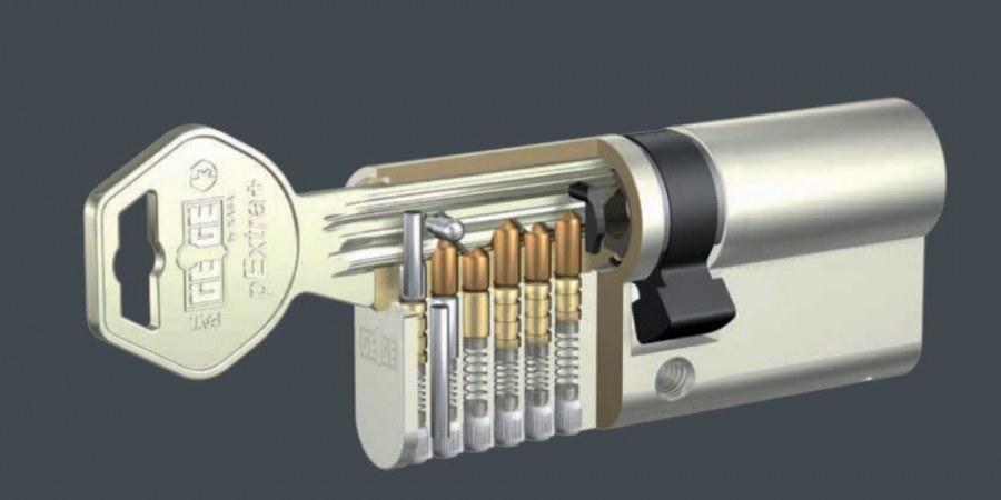 Vložka Gege pExtra 3kl 3BT - Bezpečnostní třída 3