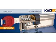 Vložka Kaba Penta 5kl DVEŘE - Cylindrické vložky - Cylindrické vložky oboustranné - Cyl. vložky nad 2200,-