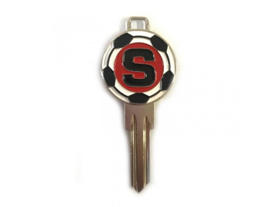 Klíč ULO50X Sparta Praha - Cylindrické klíče, 3D klíče