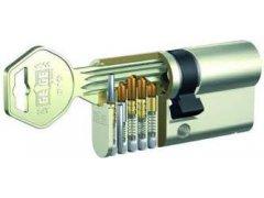 Vložka Gege EAP2 Pro bez ochrany proti odvrtání DVEŘE - Cylindrické vložky - Cylindrické vložky oboustranné - Cyl. vložky do 800,-