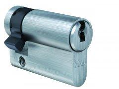 Cylindrická polovložka ICS EHZ +27 5KL DVEŘE - Cylindrické vložky - Cylindrické vložky jednostranné, půlvložky - nad 2000,-