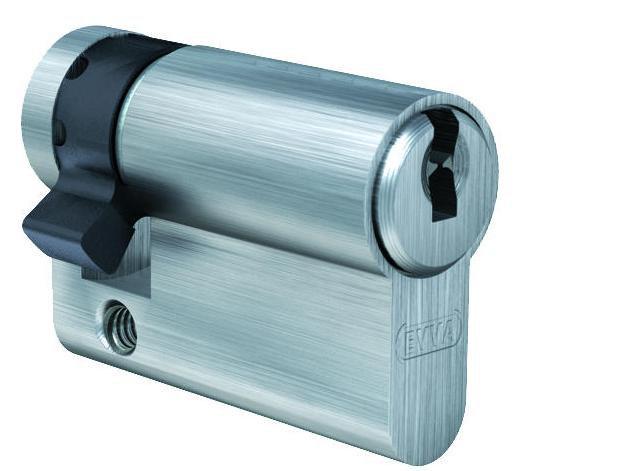 Cylindrická polovložka ICS EHZ +27 5KL - Bezpečnostní třída 4+ VIP