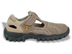 Pracovní sandále COFRA NEW BRENTA S1 P SRC DÍLNA - Pracovní obuv - Nízká pracovní obuv