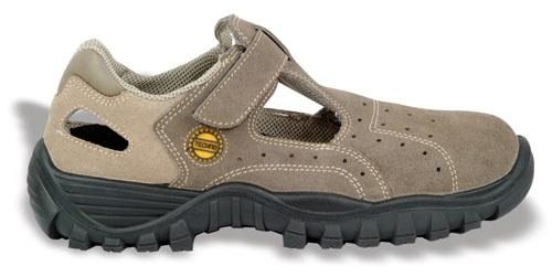 Pracovní sandále COFRA NEW BRENTA S1 P SRC - Nízká pracovní obuv