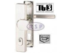 Kování Hoppe Dallas Dveře - Dveřní kování, dveřní příslušenství - Bezpečnostní kování - Bezpečnostní kování Hoppe široký štít - Dallas