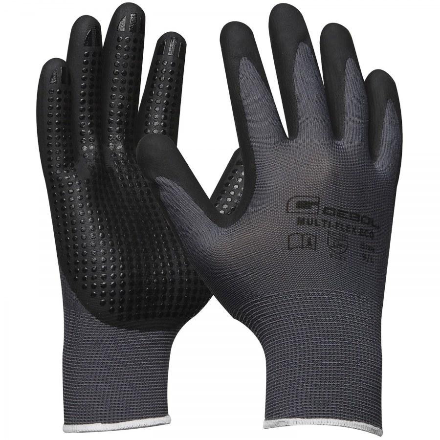 GEBOL ochranné rukavice Multi Flex Eco EN 388 kategorie II - Ochranné pomůcky