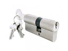 Bezpečnostní cylindrická vložka Star 70S 4ks na jeden klíč 12x klíč Dveře - Cylindrické vložky - Cylindrické vložky oboustranné - sjednocené