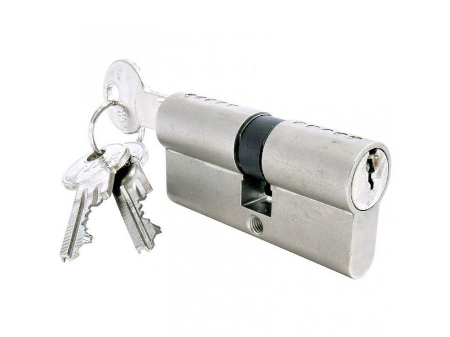 Bezpečnostní cylindrická vložka Star 70S 4ks na jeden klíč 12x klíč - sjednocené
