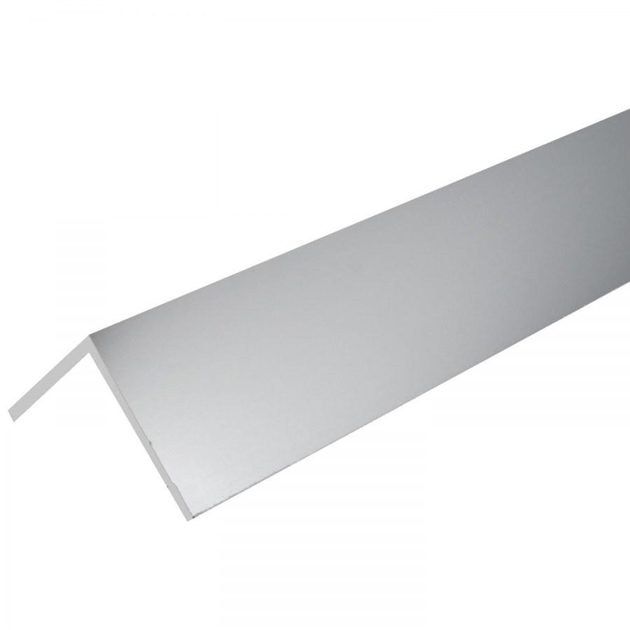 Hliníkový úhelník AlMgSi 0,5 elox E6/EV1, 15x15x2 mm, rovnoramenný