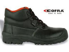 Vysoká pracovní obuv COFRA RIGA S3 SRC DÍLNA - Pracovní obuv - Vysoká pracovní obuv
