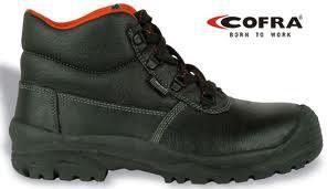 Vysoká pracovní obuv COFRA RIGA S3 SRC - Vysoká pracovní obuv