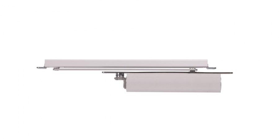Dveřní zavírač zadlabávaci DC860 EN 1-5 bez raménka - Dveřní zavírače bez ramínka