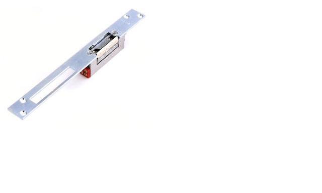El.otvírač BeFo Dual se signalizací otevřených dveří a mech.blokádou 6-12V, AC/DC+MB - Befo Dual