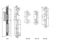 Lišta rovná Zn 110x20x3 Elektro - Elektro otvírače - Elektrické otvírače Befo - Befo příslušenství