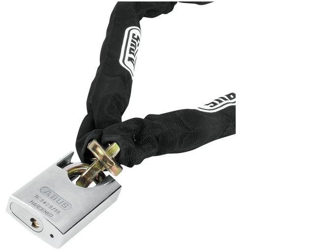 ABUS Platinum Chain 34CS/55 + 10KS140 zámek k zabezpečení motocyklu - Nad 2000 Kč