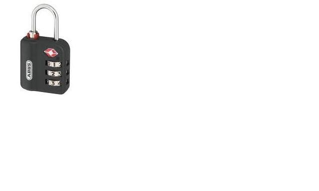 ABUS 147 TSA/30 visací zámek speciálně určený pro cesty do USA - Vis. zámky - cestování