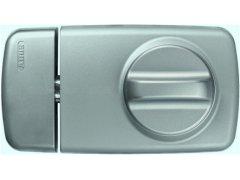 ABUS 2110 stříbrný přídavný zámek s knoflíkem ŽELEZÁŘSTVÍ - Zámky - Přídavné zámky - Přídavné zámky ABUS