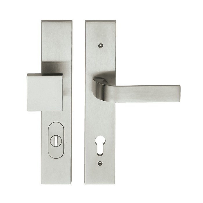 Dveřní bezpečnostní kování EIDOS HTSI DEF PZR/XR 92mm