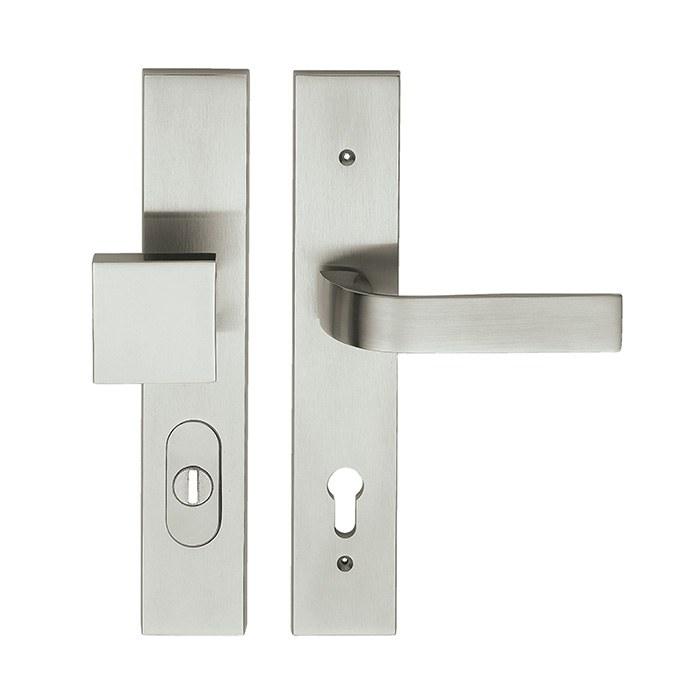 Dveřní bezpečnostní kování EIDOS HTSI DEF KPZR/XR 72mm