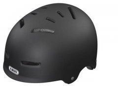 ABUS Scraper velvet black L (58-62 cm) přilba pro aktivní dospělé a mládež MOTO A CYKLO - Cyklistické helmy - Přilby Městské a na Elektro kola