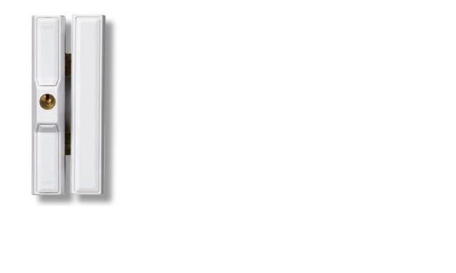ABUS FTS 88 bílý přídavný okenní zámek - Okenní zámky Abus