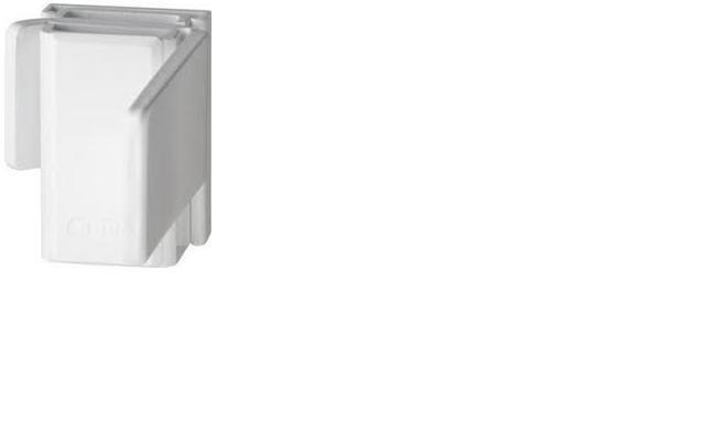 ABUS SW 20 bílý přídavný okenní zámek - Okenní zámky Abus