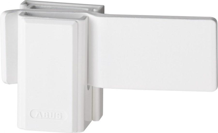 ABUS SW 10 bílý přídavný okenní zámek - Okenní zámky Abus