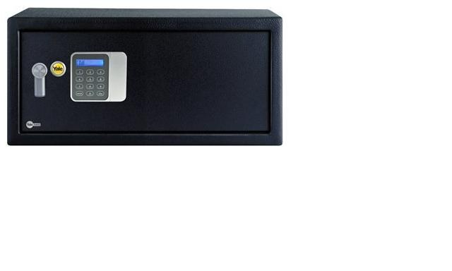 Yale Guest safe laptop