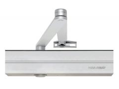 Zavírač Fab DC300 + L190 s lomeným ramínkem pro středně těžké dveře DVEŘE - Dveřní zavírače - Zavírače s ramínkem - Zavírače s ramínkem Fab Assa Abloy