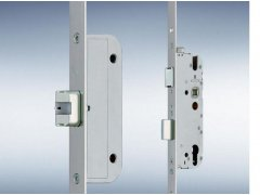 Zámek GU-Secury automatic mechanický DVEŘE - Samozamykací zámky - Samozamykací zámky GU-Secury Automatic
