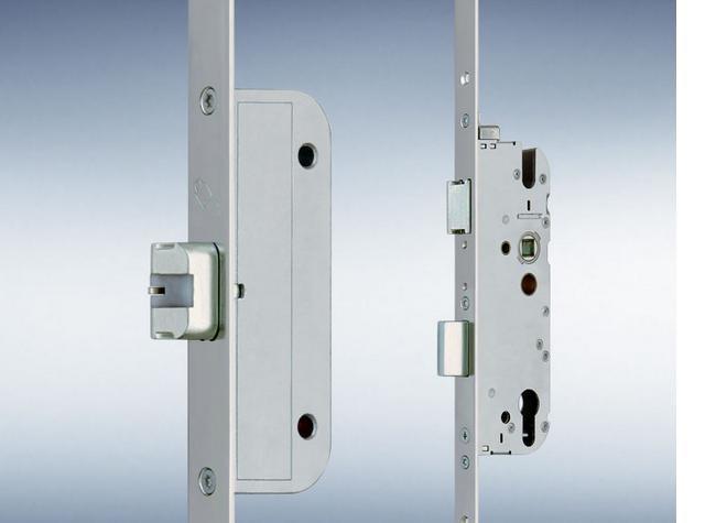 Zámek GU-Secury automatic mechanický - Samozamykací zámky GU-Secury Automatic