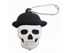 Lebka - LED přívěšek ŽELEZÁŘSTVÍ - Klíče, autoklíče, příslušenství - Příslušenství, přívesky, visačky
