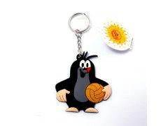 Přívěšek Krteček ŽELEZÁŘSTVÍ - Klíče, autoklíče, příslušenství - Příslušenství, přívesky, visačky